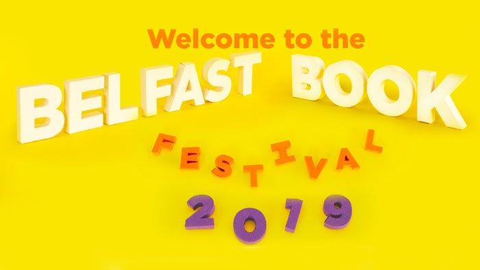 Belfast Book Festival: 7-16 June