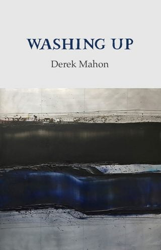 Cover: Washing Up by Derek Mahon