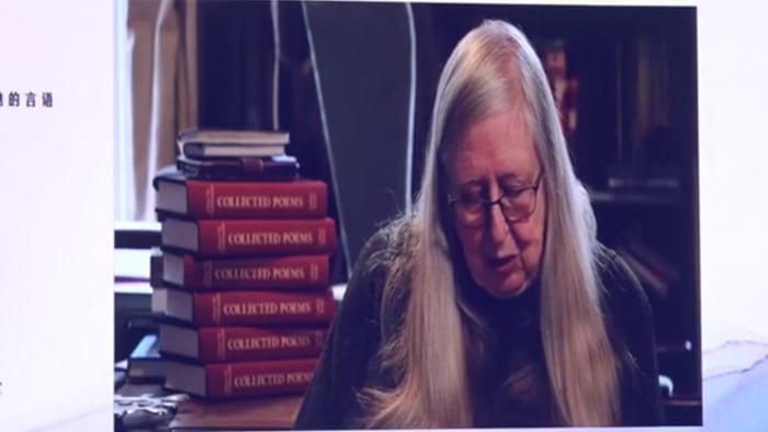 Eiléan Ní Chuilleanáin wins Chinese Poetry Prize
