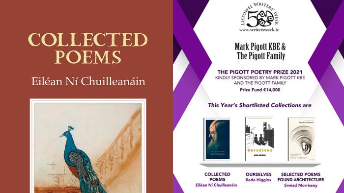 Pigott Poetry Prize Shortlist