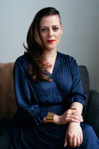 Annemarie Ní Churreáin by Enda Rowan