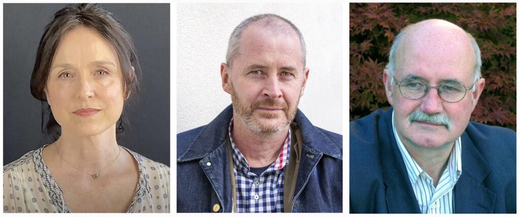 Celebrating Francis Ledwidge: Rachael Dowling, Tom French, Peter Fallon